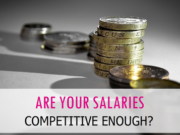 Are your salaries competitive enough?