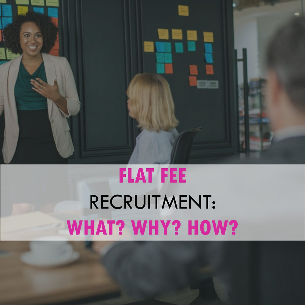 flat fee recruitment