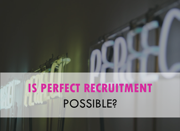 Is perfect recruitment possible?