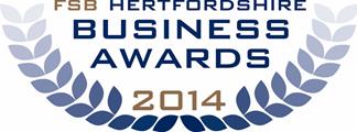 FSB Hertfordshire Business Awards 2014