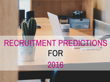 Recruitment Predictions for 2016