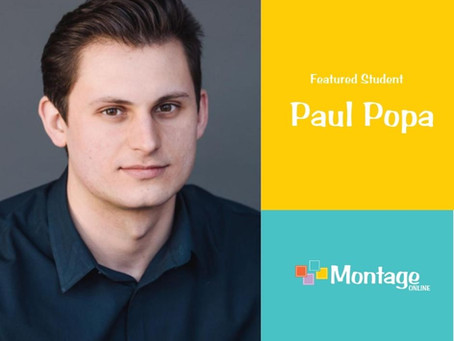 February Student Feature: Paul Popa