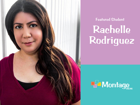 November Featured Student: Rachelle Rodriguez