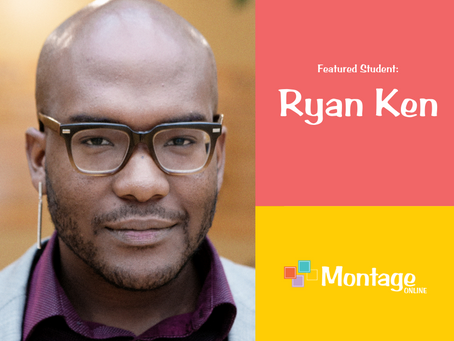 October Student Feature: Ryan Ken, Certificate Student