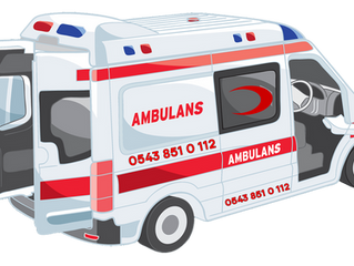 Özel Ambulans Etimesgut Eryaman