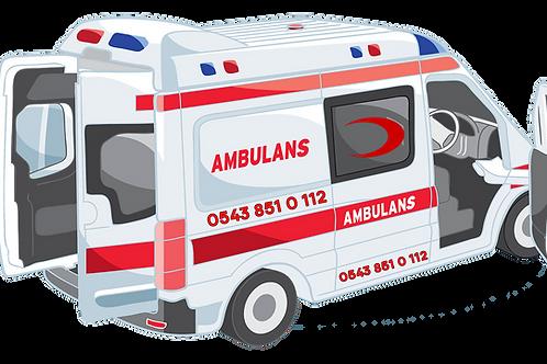 Özel ambulans çalışma saatleri