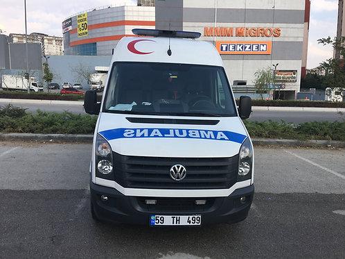 Manisa hasta Nakil Ambulansı 0543 851 0 112