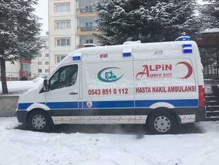 Ankara Konya Arası Hasta Nakli