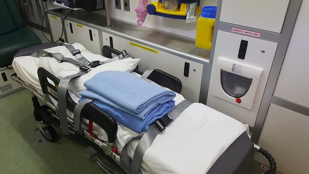 eskişehir özel ambulans, özel ambulans eskişehir