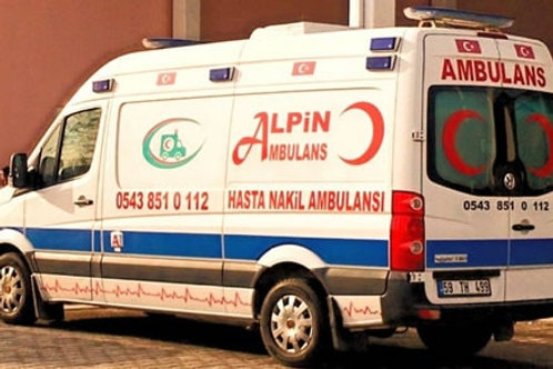 Taşlıçay Özel Ambulans iletişim