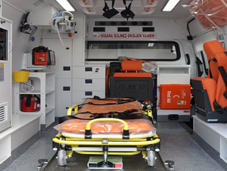 Kırıkkale Özel Ambulans