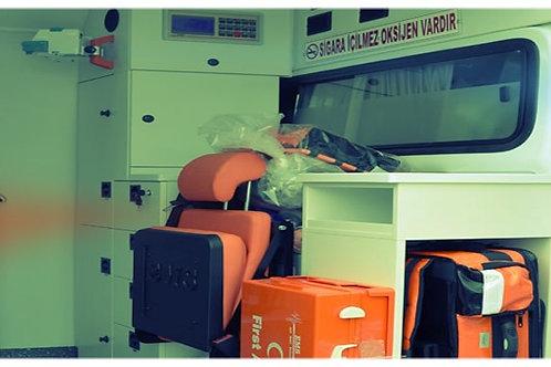 Eskişehir hasta Nakil Ambulansı 0543 851 0 112