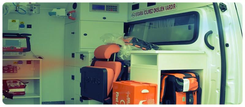 sincan devlet hastanesi, sincan özel ambulans, özel ambulans sincan