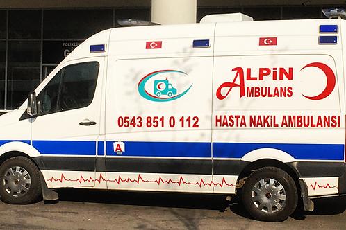 Ankara Ambulans telefon