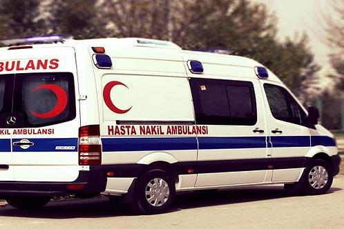 Antalya Özel Ambulans 0543 851 0 112