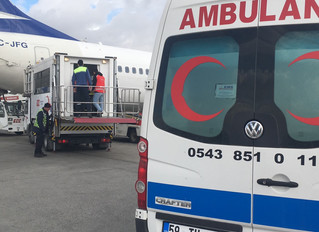 Nevşehir özel ambulans hizmeti