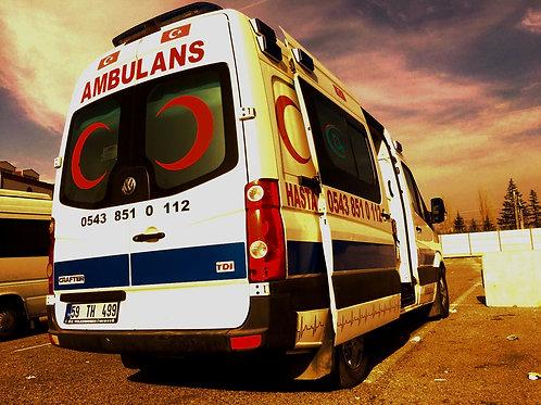 Ankara Ambulans Fiyatları ücretleri