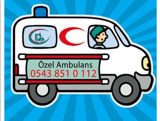 Ankara Hasta Nakil ve Özel Ambulans Hizmetleri