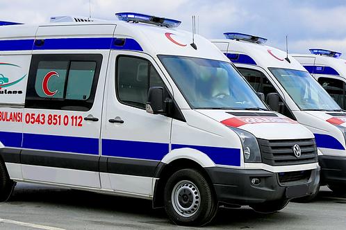 Afyon Özel Ambulans Hizmeti
