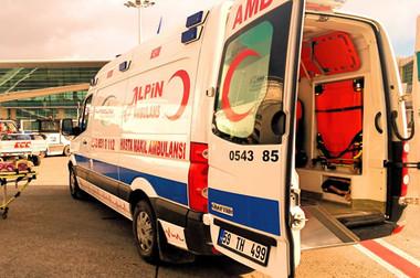 özel ambulans telefon numarası