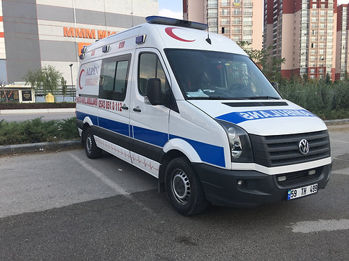 Marmaris Özel Ambulans Hizmeti