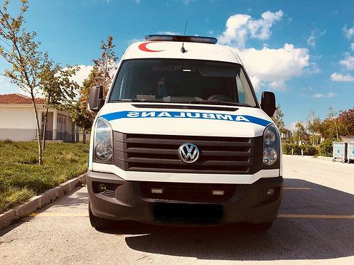 Muğla Bodrum Özel Ambulans Hizmeti