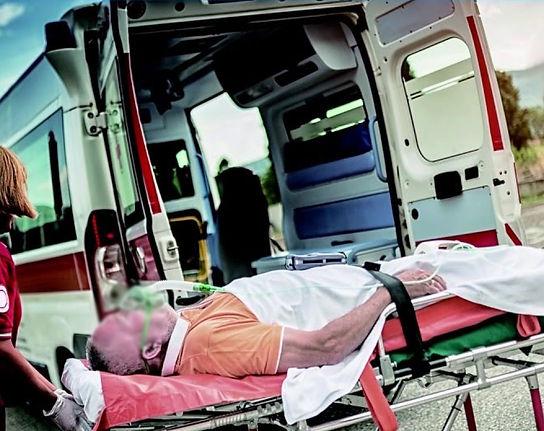 özel ambulans, yenimahalle devlet hastanesi ambulansı