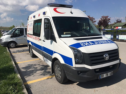 Ankara Etlik Şehir Hastanesi hasta Nakil Ambulansı Hizmeti