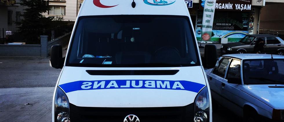 alpin ambulans