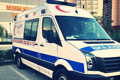Isparta Özel Ambulans 0543 851 0 112