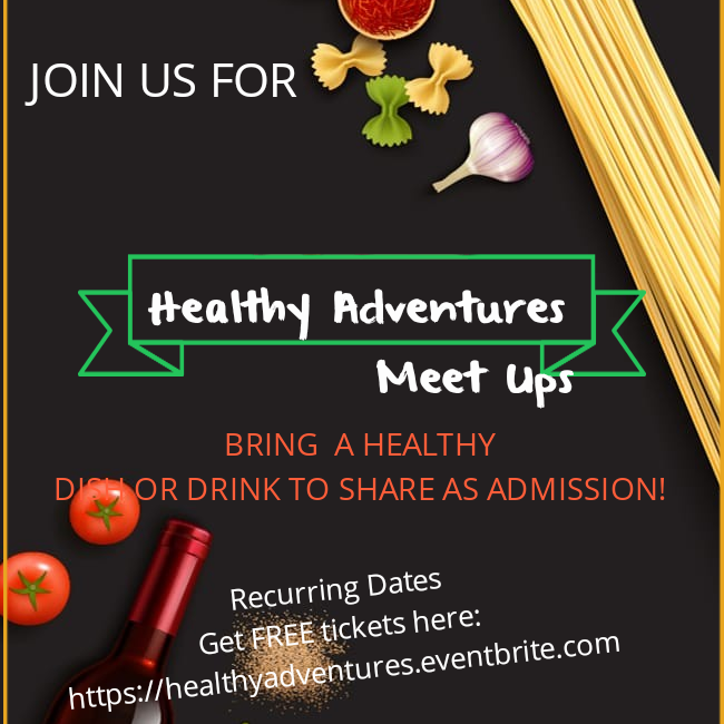 Healthy Adventures Meet Ups