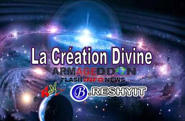 Liste des références bibliques de la Création divine