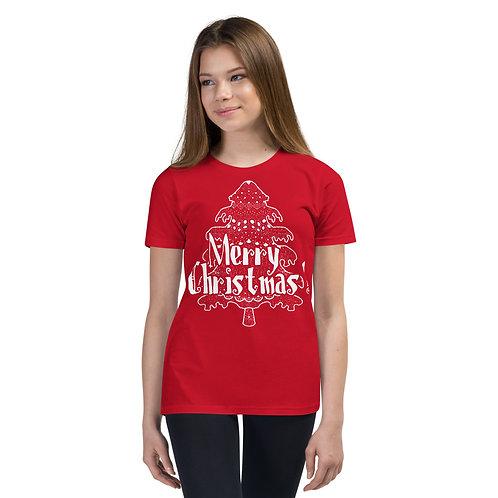 Merry Christmas - Kids Unisex Tee