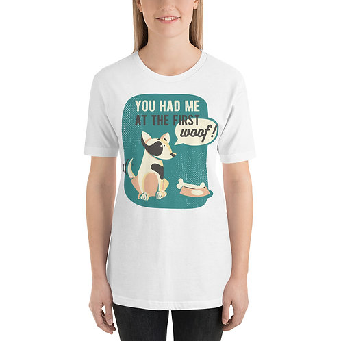 Dog Graphic Tee 2