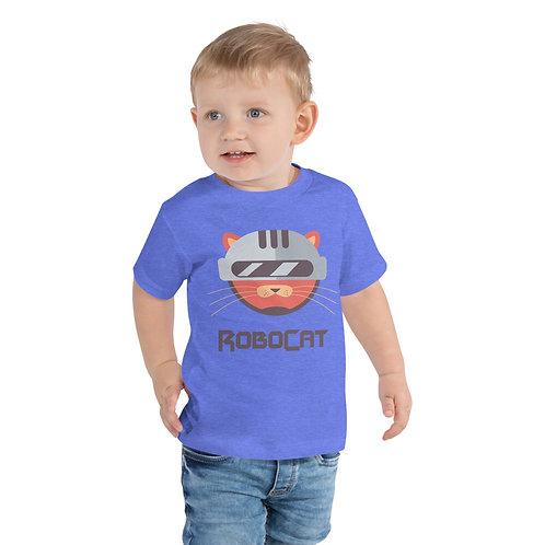 RoboCat Toddler Unisex Tee