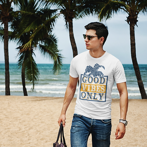 Good Vibes Only - Unisex Tee