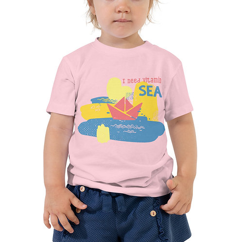 I Need Vitamin Sea Toddler Unisex Tee