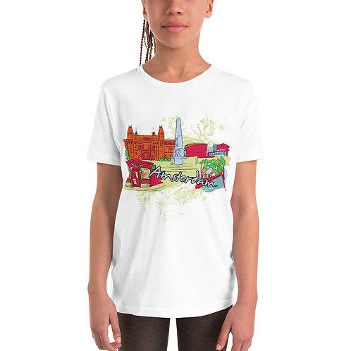 Amsterdam Graphic Tee Kids