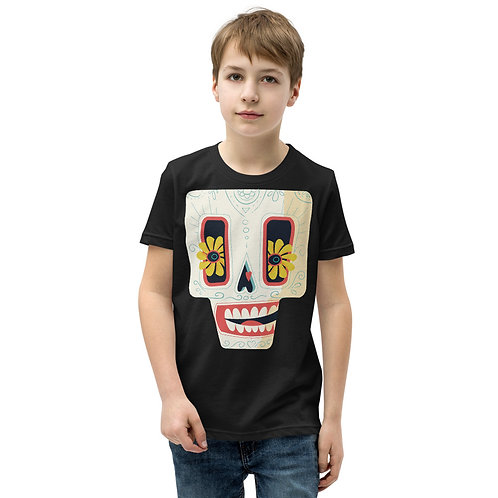 Day Of The Dead Tee Kids 21