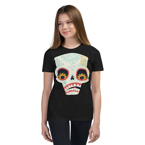 Day Of The Dead Tee Kids 22