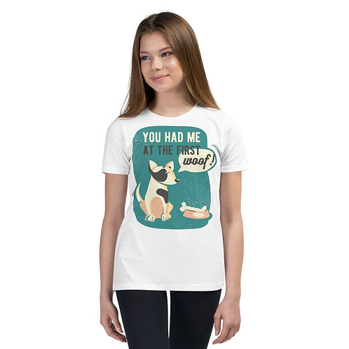 Dog Graphic Tee Kids 2