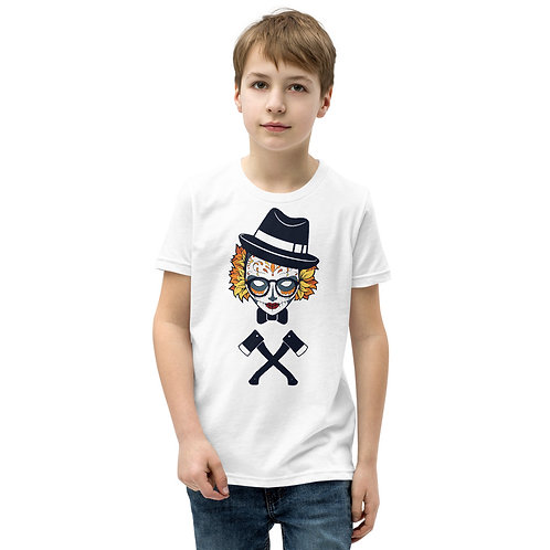 Day Of The Dead Tee Kids 10