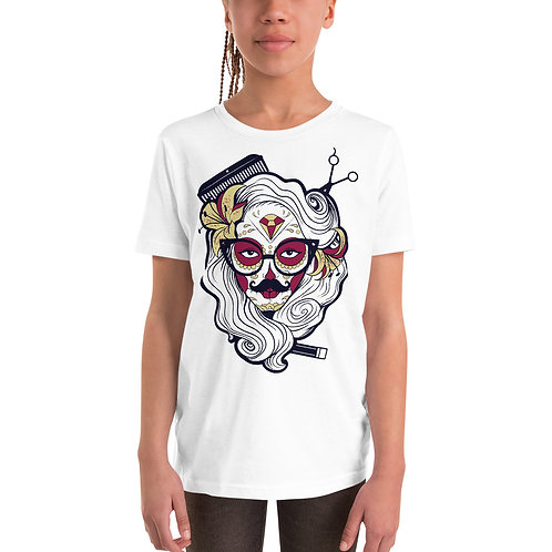 Day Of The Dead Tee Kids 6