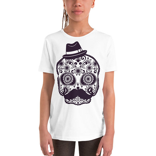 Day Of The Dead Tee Kids 13