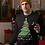 Thumbnail: Merry Christmas You Filthy Animal! - Unisex Sweatshirt