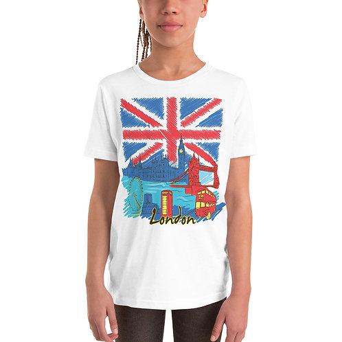 London Graphic Tee Kids