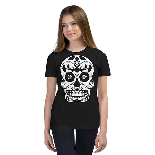 Day Of The Dead Tee Kids 1