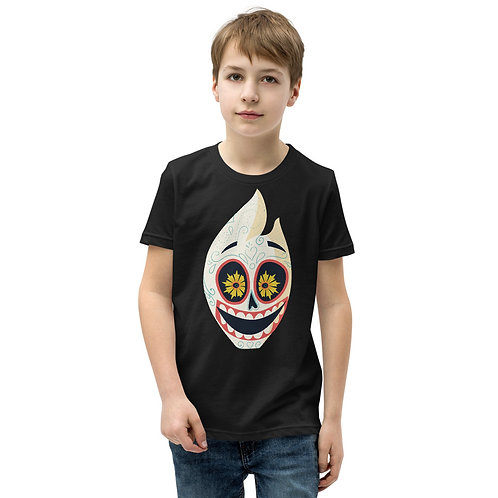 Day Of The Dead Tee Kids 24