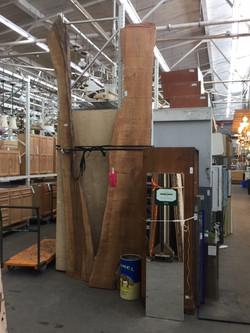Tree slab