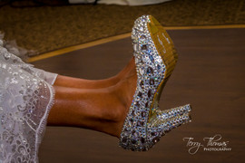 Shoes for a Bride